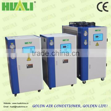 Industrail Use Water Chiller with Air Cooled Box type CE machine chiller