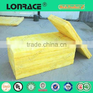 Hot sale!! Good quality fiber glass wool/galss wool roll Factory in China