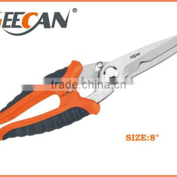 "8"" plastic handle pruner"