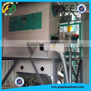 High performance vibratory cleaning sieve for grain cleaning