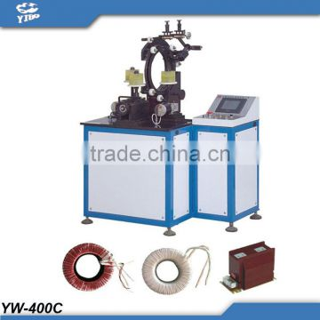 Current transformer PLC control automatic coil winding machine for sale YW-400C