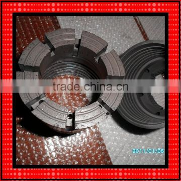 surface set diamond drill bit
