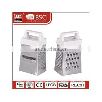 Mini four-sided standing grater for houseware