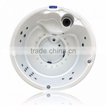 China factory wholesale home comfortable whirlpool spa massage hot tub