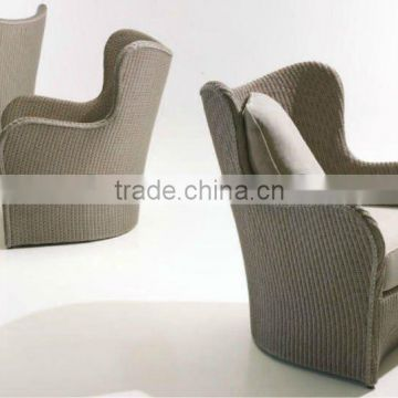 rattan chair with fashion style 2012