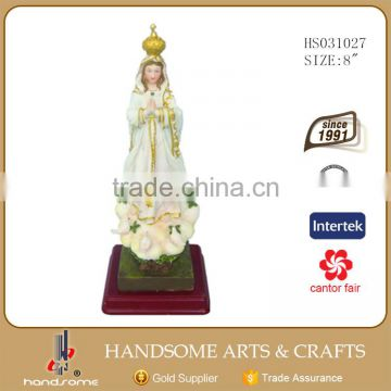 Hot Sales Resin Catholic Religious Statues Items