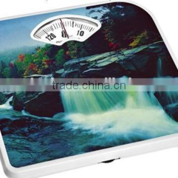electronic body weighing scale