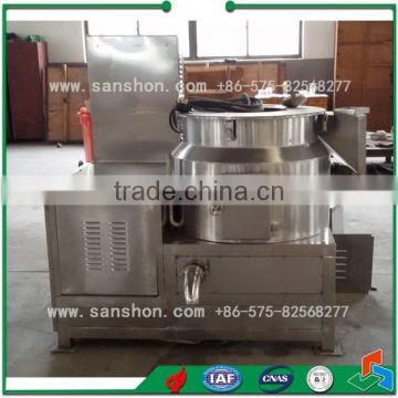New Product Exclusive Continuous Vegetable Centrifugal Dehydrator Machine