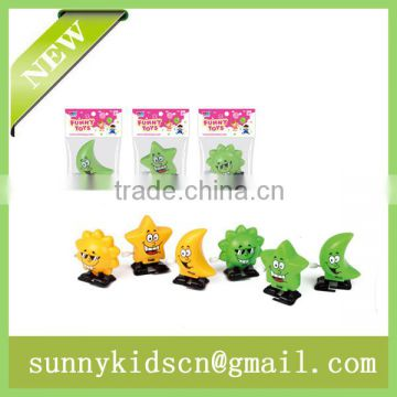 Sale price wind up toy wind up star capsule toy promotional toy