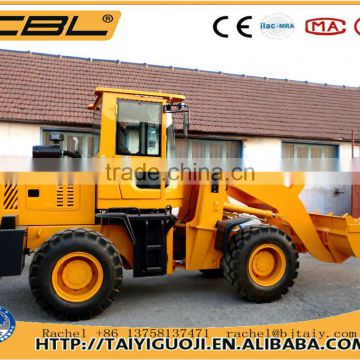 zl-08 800kg China wheel type backhoe loader for sale