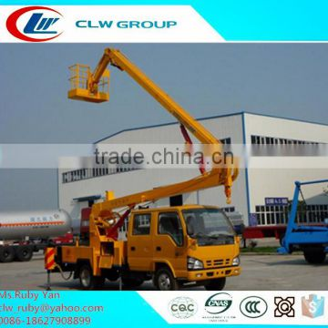 High Quality Low Price Street Lamp Maintenance Vehicle
