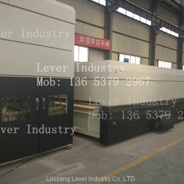 Bi-direction Flat & Single Bend Glass Tempering Furnace