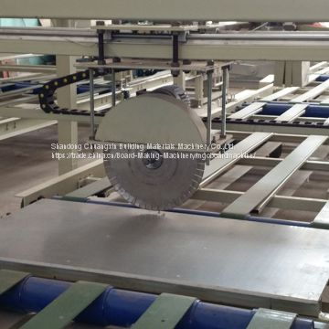 lightweight EPS sandwich wall panel forming machine
