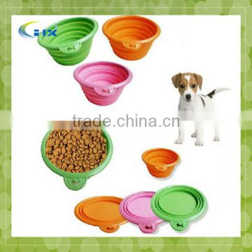 Silicone Dog Bowl With High Quality,Silicone Pet Bowl,Silicone Cat Bowl