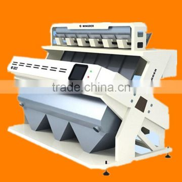 Peanut ccolor sorter machine, ccd sorting machine by Mingder
