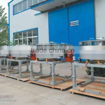 Large Capacity flour sieve food processing with CE