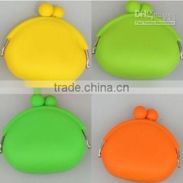 2015 coin bag silicone purse for business gift