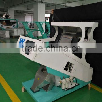 Professional electronic yellow tea CCD color sorter machine