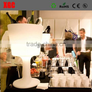 ice cooler new cooler led plastic wine bucket GH201