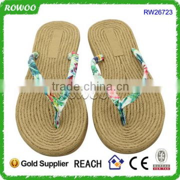 2016 China Fashion New Design Eva Slipper/ Summer Leisure Flip Flops