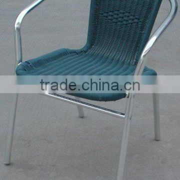 pe rattan leisure chair