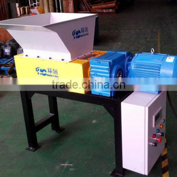 Boxes and bins shredder recycling machine from China CE & ISO