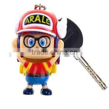 wholesale pvc face changing keychain,cute plastic face changing keychain,oem pvc face changing doll keychain