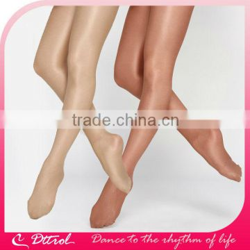 D0004918 Sexy shiny compression tights women dance tights leggings foot pantyhose