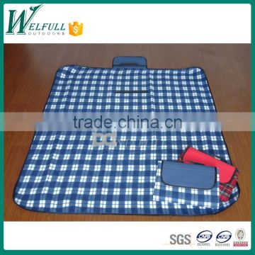 the waterproof Outdoor mat, Portable Pocket Picnic Blanket
