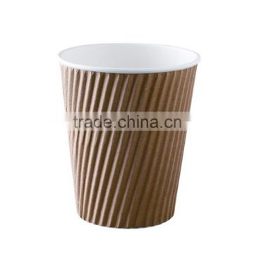 Biodegradable reusable ecofriendly custom printed paper cups
