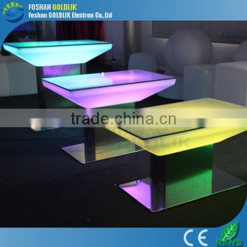 2014 Hot Sell Decoration LED Light Furniture For NightClub, Event
