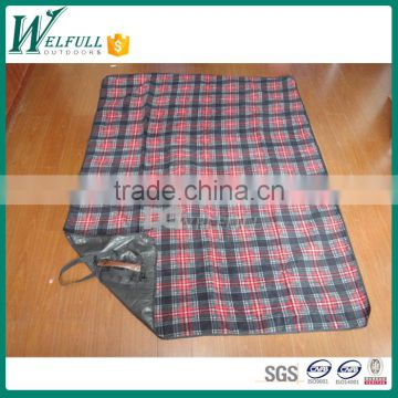 waterproof fold up picnic blanket, picnic beach mat