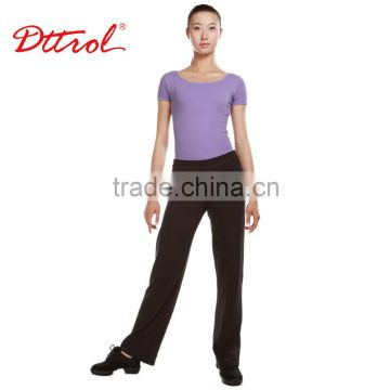 D004808 Dttrol wholesale ballroom dance yoga pants womens