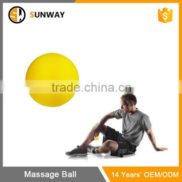 Deep Tissue Double Rubber Lacrosse Ball Body Massage Peanut Ball