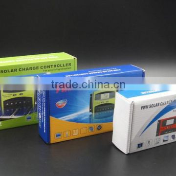 original manufacturer PWM solar charge controller with ce rohs