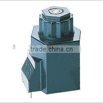 Hydraulic 24VDC & wet-pin type solenoid switch