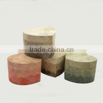wholesale Cardboard biodegradable cremation urn