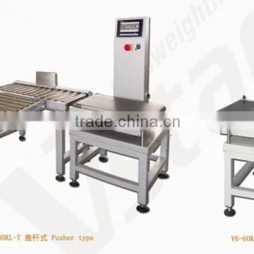 Pusher Type Check Weigher 60kg