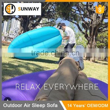 Outdoor Sleeping Inflatable Lounger Sofa Wholesale For Summer Camping