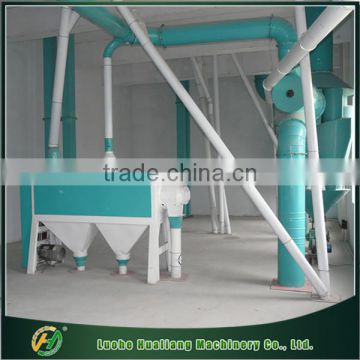 60 ton per day top quality automatic flour mill