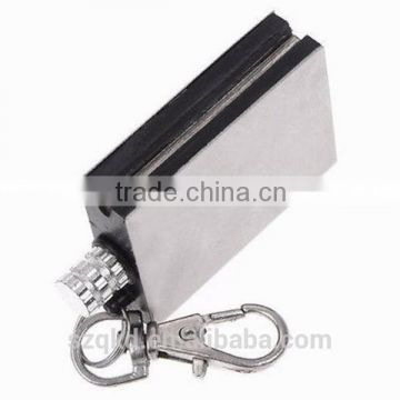 Outdoor Camping Stainless Steel Flints Fire Starter Lighter Flint Stone