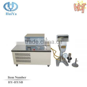 Stainless steel flower bubble reactor with floral foam making machine