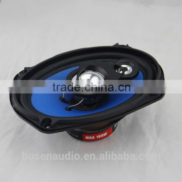 host selling coaxial 6X9 2-way car peaker