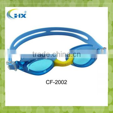 2014 new Promotion funny cartoon Swimming goggles/promotional swimming goggle