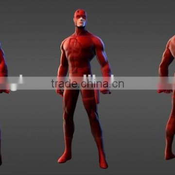 Guohao Custom marvel action figure, resin figure, Anime action figure