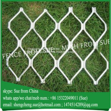 Burglar proof security meg netting amplimesh for window