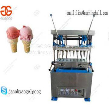 Ice Cream Cone Machine Supplier