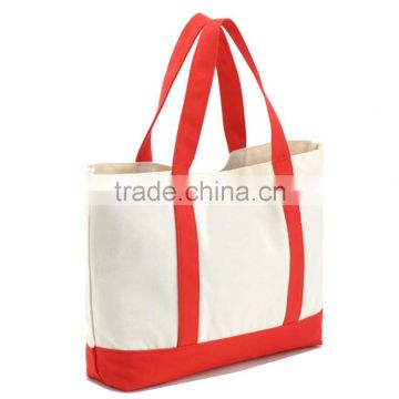 hot sale heavy duty promotional canvas tote bag