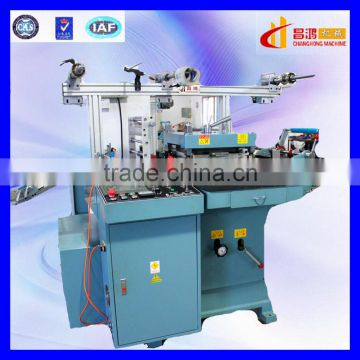 CH-250 Auto Self-adhesive Label Die Cutting Machine