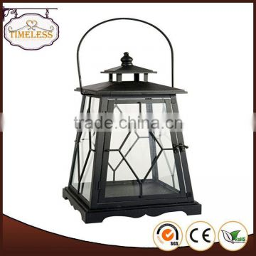 On-time delivery factory supply christmas snowing lamp lantern